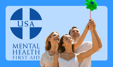 UPDATE Mental Health First Aid