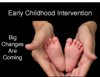 Early Childhood Intervention Webinar