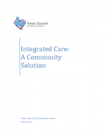 Integrated Care Community Solutions – 04/17/2012